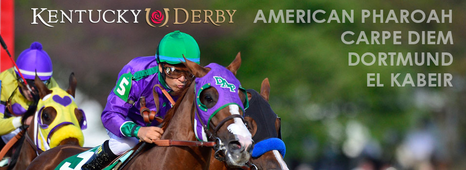 Kentucky Derby contenders