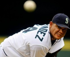 Baseball Odds: King Felix Hernandez Day in Toronto