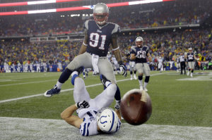 New England Patriots face the Detroit Lions next