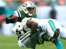 Miami Dolphins awesome tackle