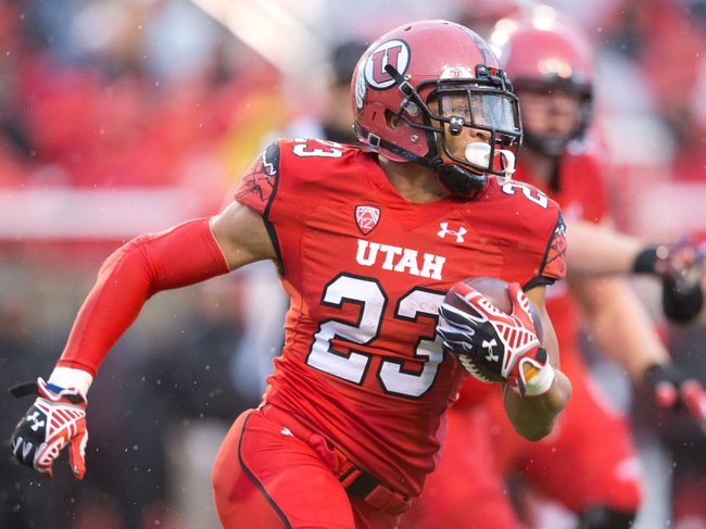 Utah take on Colorado State Rams in the Las Vegas Bowl on Saturday.
